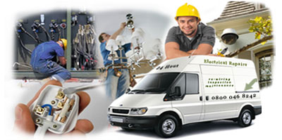 Harlow electricians